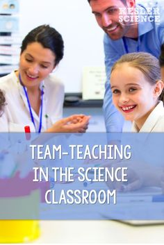 There are so many things that we love about team teaching in the science classroom but here are my top 5 reasons! The benefits of team-teaching in the science classroom. Science Topics, Science Resources, Science Education, Teaching Science, Science Activities, Teaching Resources, Science Ideas, Teaching Strategies, Teaching Tools