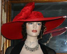 East Angel Harbor Hats - Titanic Tea Hat