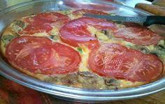 Veggie Frittata - Gluten free