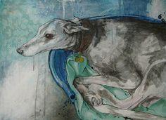 Animalarium: Portrait of a Dog ROSE SANDERSOn