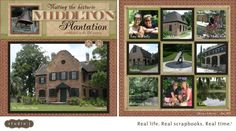 Using Studio J Online Scrapbooking was perfect for my visit to Middleton Plantation. This 9 square Studio J composition let me get lots of pictures on one page and then I could personalize the photos by adding a little journaling on top of the photo. Click here to try Studio J Online Scrapbooking. http://michelle.ctmh.com/CTMH/Content.aspx?id=/en/OBA/Products/Studio_J.aspx