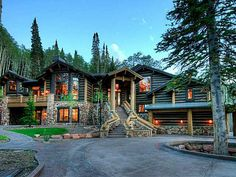 House for sale at 105 WHITE PINE CANYON Road, Park City UT 84098: 5 bedrooms, $6,200,000.  View photos, tour, maps and more at parkcityhomesforsale.co.