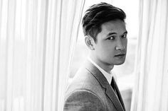 Does this man ever take a bad picture? Man!  Harry Shum, Jr.