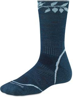 Lightweight wool socks.