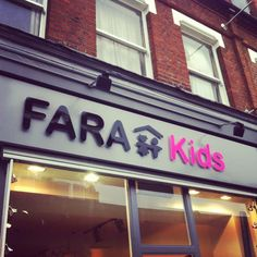 There are 13 FARA Kids shops. Visit www.faracharityshops.org for the shops locations