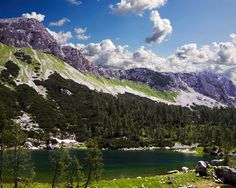 Triglav National Park, Slovenia... Can't wait to see it in person :)