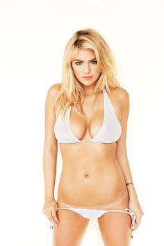 Kate Upton is just as beautiful as any of these other models and actresses. And she is nowhere near fat as the media says