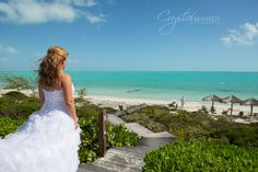 Island wedding by Crystal Madsen Photography