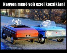 Életmód cikkek : Régi emlékek Retro Toys, Retro Games, Pedal Cars, Illustrations And Posters, Old Toys, Retro Vintage, Vintage Stuff, Hungary, My Childhood