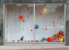 Pish, Posh, Professional: Daily Inspiration- Window Displays
