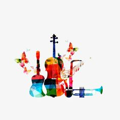 Music Background, Jazz Club, Music Images, Color Trends, Design Trends, Guitar Art, Music Humor, Instrumental, Music Notes