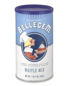 Bellegem Waffle Mix #williamssonoma