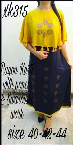 Salwar Designs, Kurti Neck Designs, Blouse Designs, Stylish Dress Designs, Stylish Dresses, Cool Outfits, Casual Outfits, Black Outfits, Kurti With Jeans