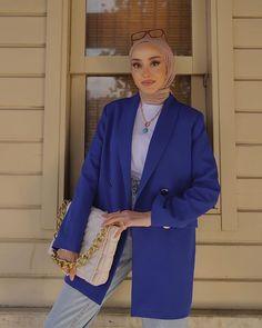 Hijab Fashion Summer, Modest Fashion Hijab, Modesty Fashion, Fashion Outfits, Islamic Fashion, Muslim Fashion, Hijab Look, Modest Outfits Muslim, Chic Winter Outfits