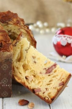 Rustico panettone salato istantaneo Italian Snacks, Best Italian Recipes, Favorite Recipes, Christmas Lunch, Christmas Cooking, Baking And Pastry, Bread Baking, Finger Food Appetizers, Appetizer Recipes