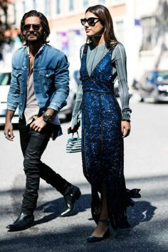 Giotto Calendoli & Patricia Manfield