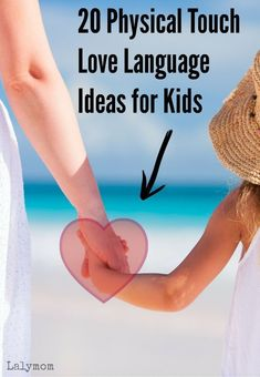 Love Languages for the Whole Family Series. 20 Physical Touch Love Language Ideas for Kids! There lots of great ideas to show physical affection to your kids. - Kids education and learning acts Learning Colors, Kids Learning, Touch Love, Be My Baby, Parent Resources, Love Languages, Little Doll, Child Love, Baby Hacks