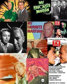 My Favorite Martian aired from 1963 to 1966.