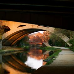 Georgetown DC -canal-