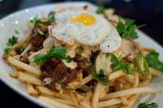 Bachi Burger in Las Vegas Oxtail chili cheese fries