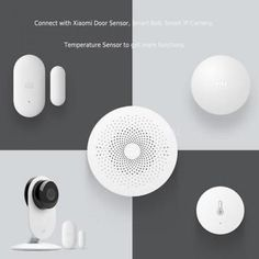 Xiaomi Gateway Smart Home Device Multifunctional Remote Android Ios Wireless