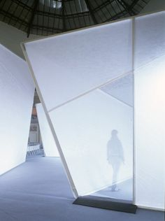 Mostra In_side, Roma, 2005 by Noses Architects Exhibition Stand Design, Exhibition Display, Exhibition Space, Architecture Design, Contemporary Architecture, Architecture Interiors, Display Design, Booth Design, Interior And Exterior