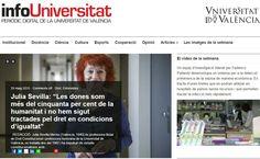 Expociència, esport i integració, Julia Sevilla, sensors per a millorar el trànsit... en InfoUniversitat