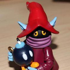 Just occurred to me that Orko kinda looks like a Bob-omb wearing clothes.