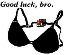 Good luck, bro