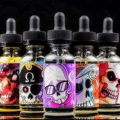 The full line of @candyman_eliquids standing tall. @candyman_eliquids…