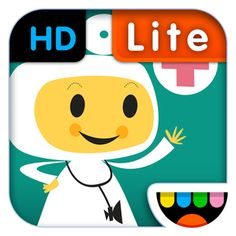 Get Toca Doctor HD Lite on the App Store. See screenshots and ratings, and read customer reviews. (fersiwn llawn £1.99)