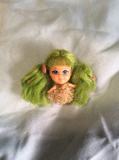 Apple Blossom Liddle Kiddles Mattel Kologne Kiddle doll by VintageTimeline on Etsy