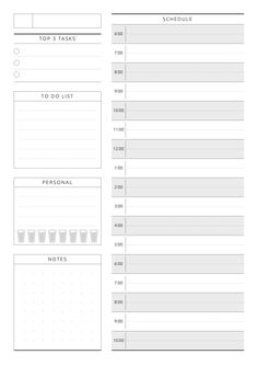 Set of 5 daily planner templates in different design. This bundle comes with: Floral Daily Hourly Planner Daily Schedule Hourly Planner Daily Hourly Planner Printable Daily Hourly Planner Template with Flowers Days Hourly Planner Best Daily Planner, To Do Planner, Daily Planner Pages, Hourly Planner, Printable Planner Pages, Study Planner, Planner Template, Weekly Planner, Free Daily Planner Printables