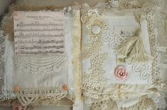 Faith, Grace, and Crafts: Pearls and Lace Book for Pearls and Lace #146