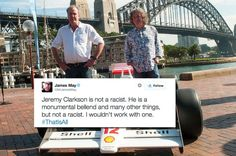 richard hammond top gear | Richard Hammond defend Jeremy Clarkson over use of n-word saying Top ...