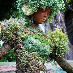 Mother Nature: Happy Earth Day. #gardening #debraleebaldwin #succulentlove…