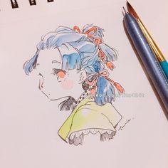 blue red green | Tachibana Lita on Patreon