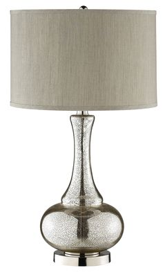 Stein World Casual Elegance Glass Gourd Table Lamp
