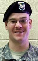 Army Cpl. Steven J. Bishop  Died March 13, 2010 Serving During Operation Iraqi Freedom  29, of Christiansburg, Va.; assigned to the 422nd Civil Affairs Battalion, 352nd Civil Affairs Command, U.S. Army Civil Affairs and Psychological Operations Command, Fort Bragg, N.C.; died March 13 in Tikrit, Iraq, from a noncombat-related illness.