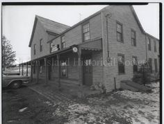 Image of 79.022.1062, Negative, Film: Rossville Tavern and Restaurant, photo by Herbert A. Flamm, 1964