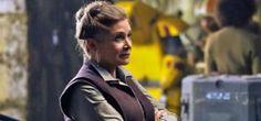 Qué pasará con Star Wars: Episodio 8 tras muerte de Carrie...