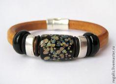 """Regaliz """"Style"""" Leather Bracelets, Handmade Leather, Jewelery, Stylish, Accessories, Ideas, Jewlery, Jewels, Jewerly"""