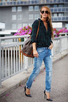 Autumn Street Style | La Beℓℓe ℳystère