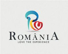 Romania-tourism Logo