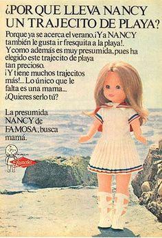Nancy años 70.