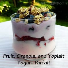 Try a #sweetsummersnack from Yoplait and enter to win $15 Paypal Cash from Brainfoggles.com! #giveaway #sponsored