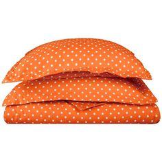 Polka Dot Duvet Cover - 600 Thread Count by ExceptionalSheets | eLuxurySupply | eLuxurySupply