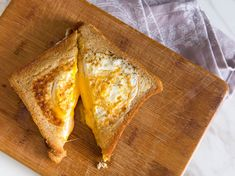 Grilled Cheese Sandwich with Sun-Dried Tomatoes and Harissa | Recipe ...