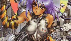 Motoko Kusanagi GITS