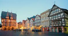 Alsfeld : Market square